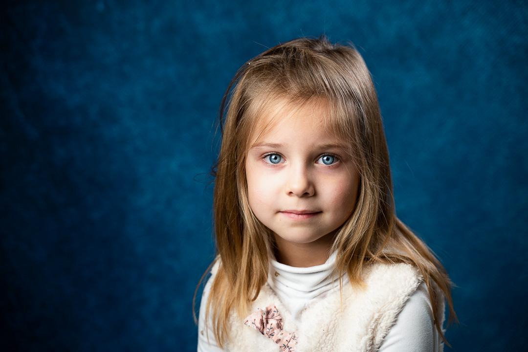 Portrait enfant en Studio Loiret 45