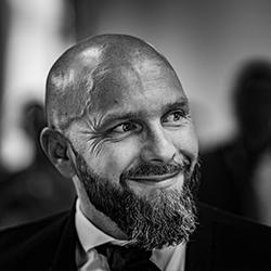 Photo de mari noir et blanc loiret 45