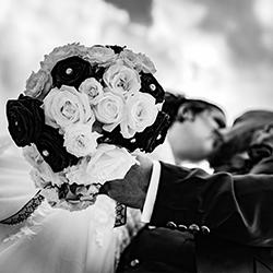 Photographie de bouquet de mariage loiret 45