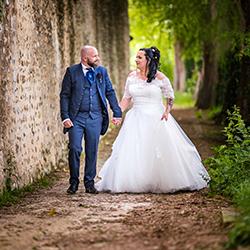 Photographe de mariage extérieur loiret 45